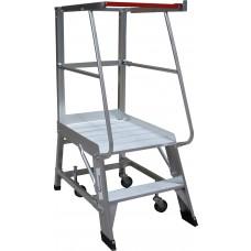 Monstar 2 Step Order Picking Ladder
