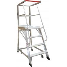 Monstar 4 Step Order Picking Ladder