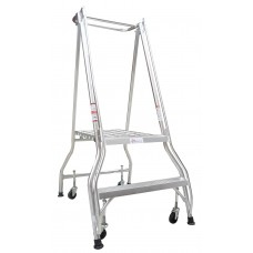Monstar 2 Step Platform Ladder