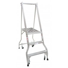 Monstar 3 Step Platform Ladder