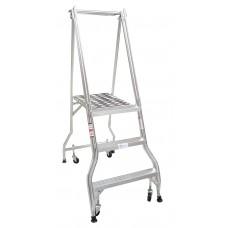 Monstar 3 Step Platform Ladder
