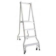 Monstar 4 Step Platform Ladder