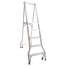Monstar 5 Step Platform Ladder