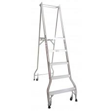 Monstar 5 Step Platform Ladder