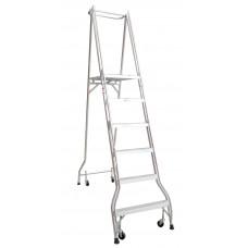Monstar 6 Step Platform Ladder